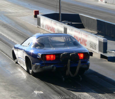 LAMBERT RACING Pontiac Firebird STAGED