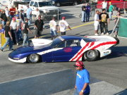 RED WHITE BLUE FIREBIRD