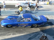 LAMBERT RACING FIREBIRD In the Burnout Box