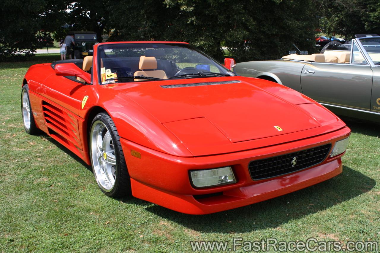 Exotic Cars > Ferrar