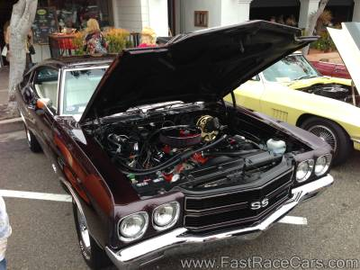 Supersport Chevelle with 396 Big Block Chevy
