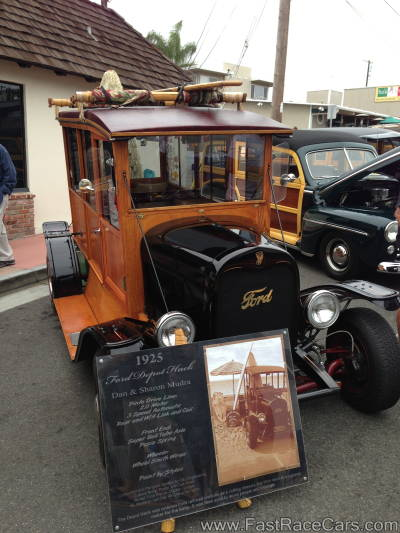 1925 Ford Depot Hack Woody